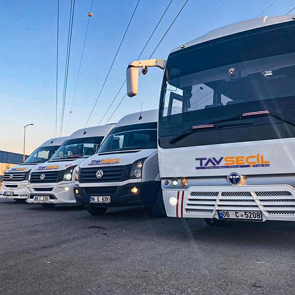 Ankara Personel Servis Taşımacılığı