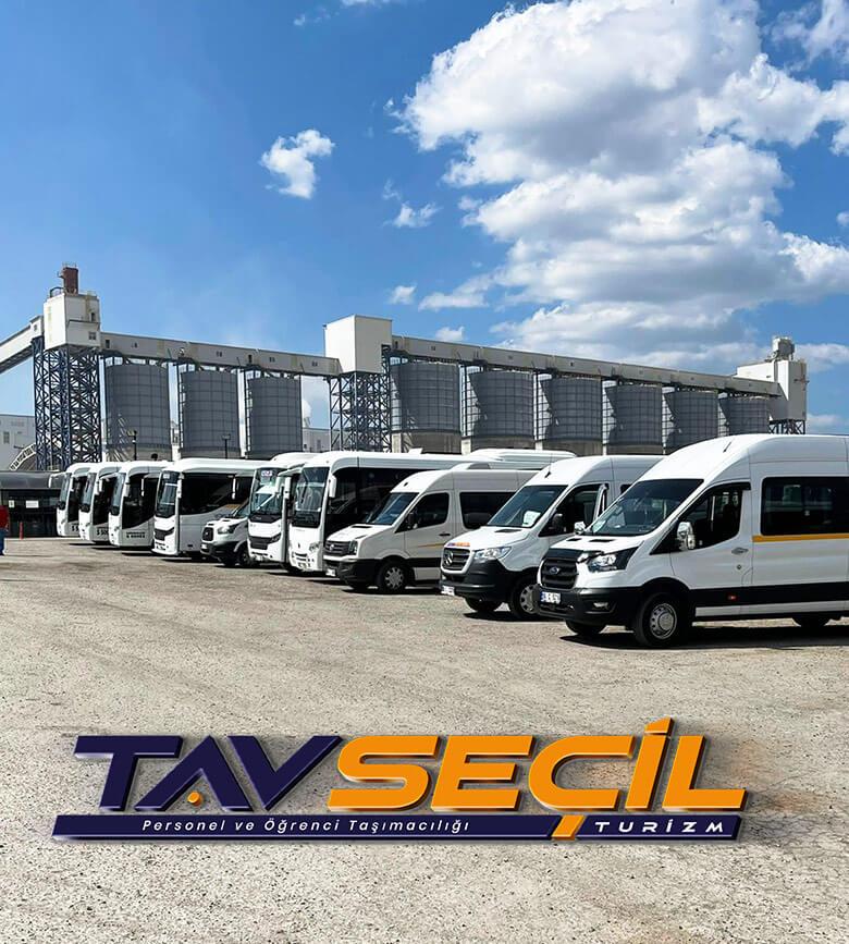 Personel Taşımacılığı Ankara