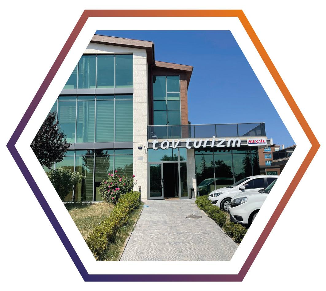 Tav Seçil Turizm Ofis - 1
